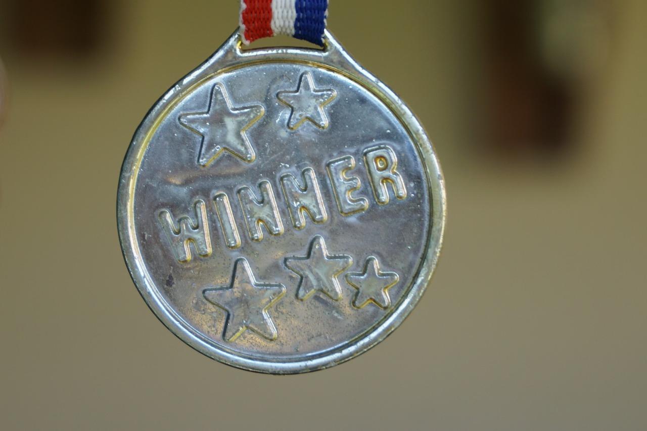 Vyhlášení vítězů - Minelab tour Liberec