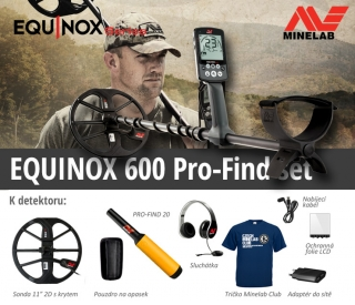 Minelab Equinox 600 PLUS