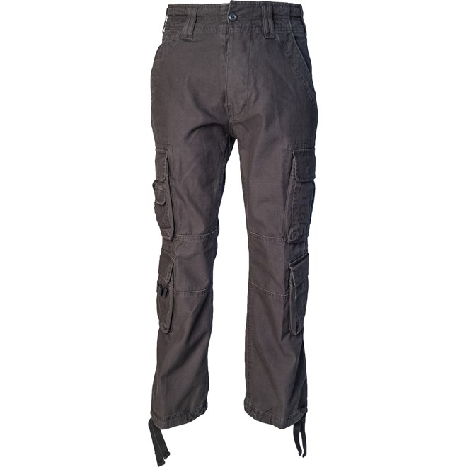Kalhoty Brandit, Outdoor, Detektory kovu Zipsy